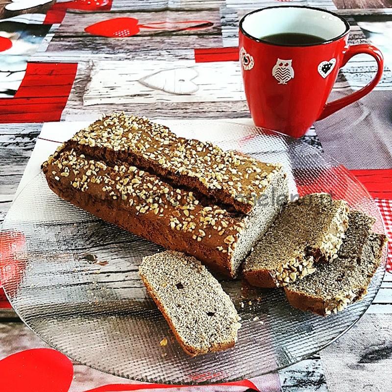 Ricetta pansoffice di quinoa tricolore ricette dieta gruppo sanguigno - In cucina con elena ...