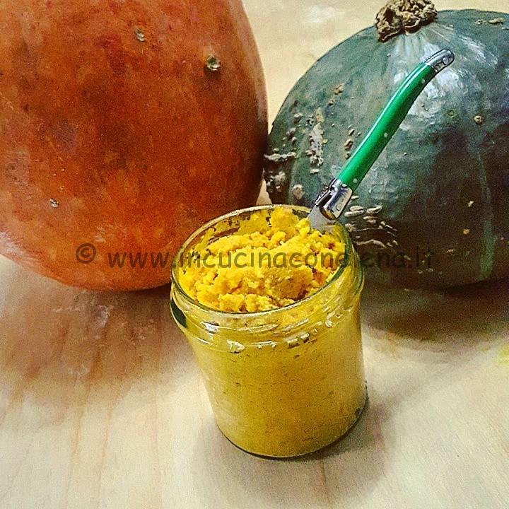 Ricetta pesto di zucca ricette dieta gruppo sanguigno - In cucina con elena ...
